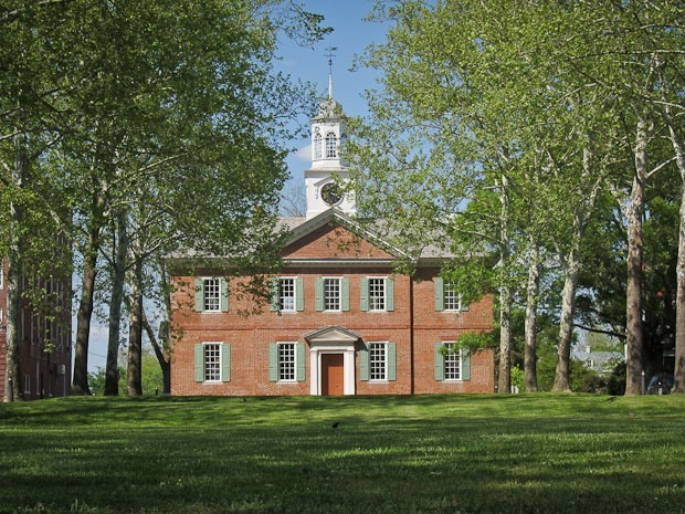 Edenton Colonial Courthouse (Photo by Kip Shaw)